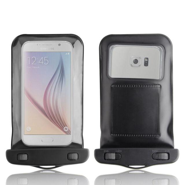 Nuevo Arena Funda Carcasa Impermeable Bolsa Seca para Samsung Galaxy S6 2015
