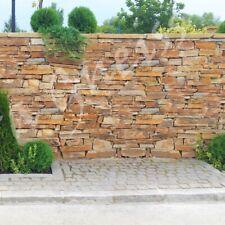 Mauerstein Trockenmauer Naturstein Bruchstein Palette 0,7m3 Stein Quarzit Würfel