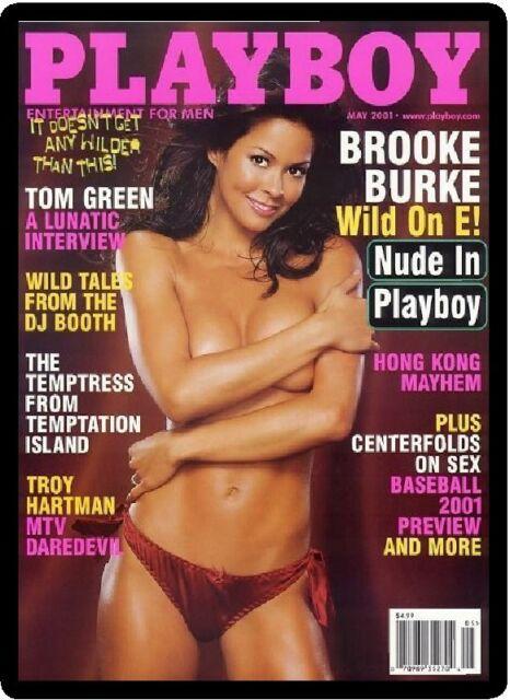 Brook burke in playboy 12