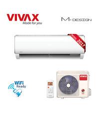 VIVAX Inverter Split Klimaanlage 3,81 KW + WIFISTICK  12000 BTU Klimagerät