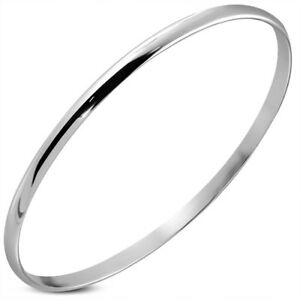 Round-Bangle-Surgical-Steel-Hypoallergenic-High-Shine-Select-Size