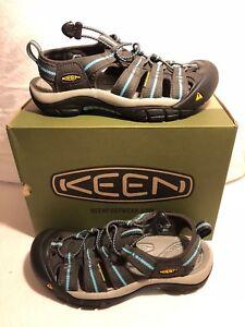 3b4e98dac8f8 Keen Newport H2 Raven Capri Comfort Sandal Women s sizes 6-10 NEW ...
