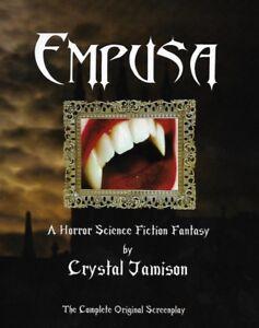 EMPUSA by Crystal Jamison-vampires-magic-romance-horror-screenplay novel-146pg