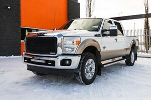 2014 Ford F 350 4WD, KING RANCH