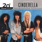 20th Century Masters: The Millennium Collection: Best of Cinderella by Cinderella (CD, Aug-2000, Mercury)
