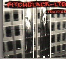 (BX839) Pitchblack-Ltd, Friction - 2007 CD