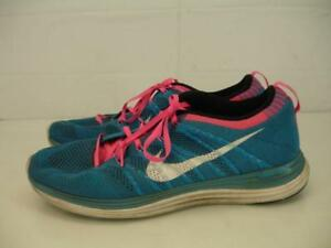 on sale 51600 f279a Image is loading Nike-Flyknit-One-Mens-sz-11-45-Running-