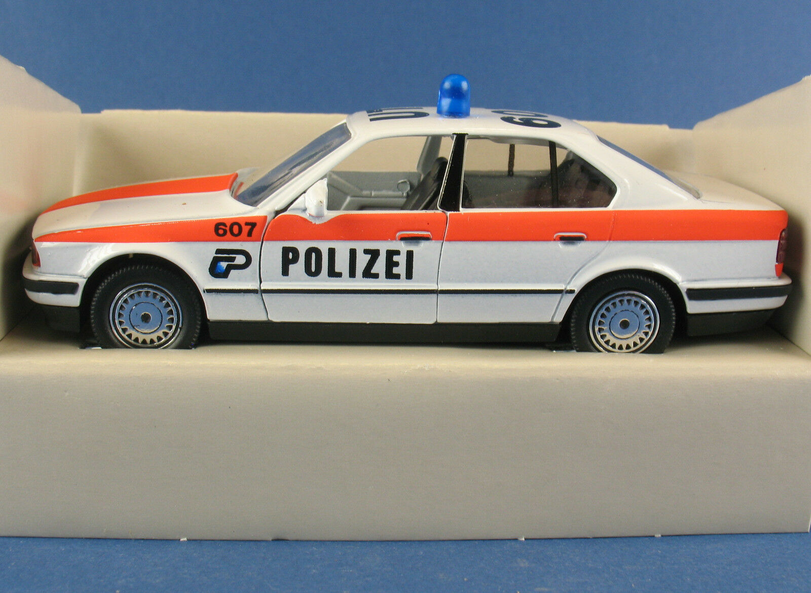 SCHABAK 1150-BMW 535i-Police-Canton police Zurich - 1 43 dans neuf dans sa boîte-Suisse