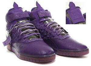 9dbbda8eb90 Reebok Patrick Mohr EXO FIT HI CLEAN PM Real Leather Designer ...