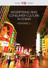 Advertising and Consumer Culture in China by Hongmei Li (Paperback, 2016)