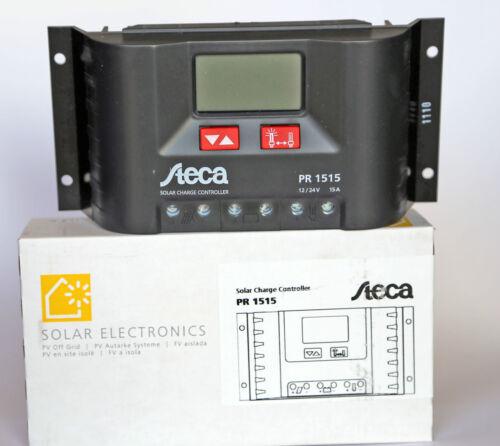 Regolatore di Carica Steca PR 1515 Solar Charge Controller