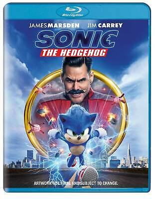 Sonic The Hedgehog 2020 Blu Ray Only Pre Order 5 21 20 Read