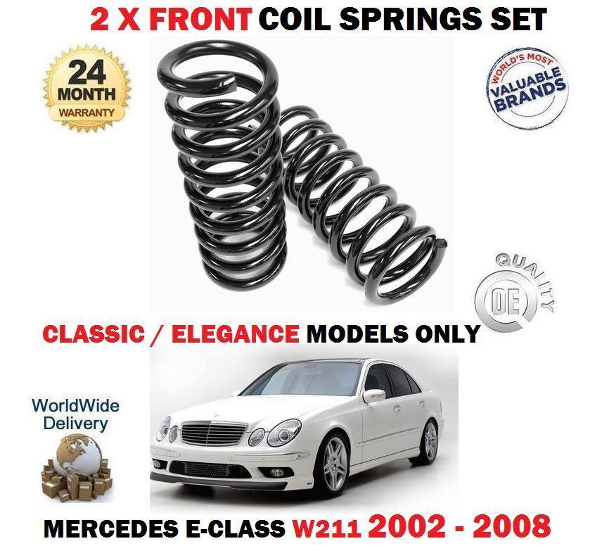Für Mercedes W211 E200 E220 E270 Cdi Modele 2002-2008 2 X