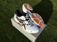 Asics Gel Rocket Squash Shoes . Size 9 Uk