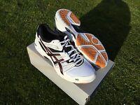 Asics Gel Rocket Squash Shoes . Size 9.5 Uk