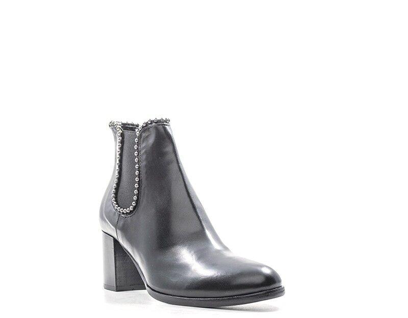 Zapatos Rebecca van el mujer negro v359-ne v359-ne v359-ne 58cce1