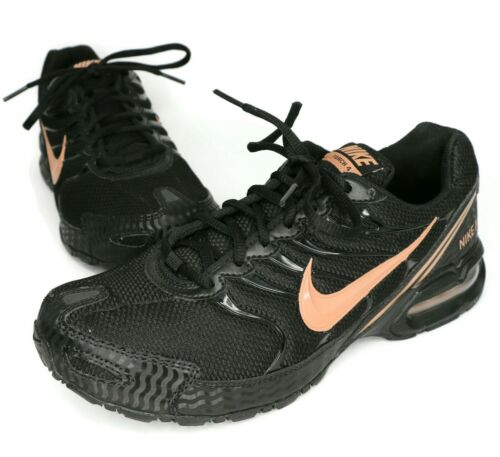Nike WOMEN'S Pink & Black Air Torch 4 Running Snea