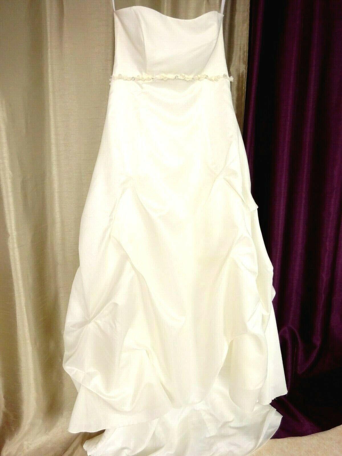 Wedding Dress Corsage