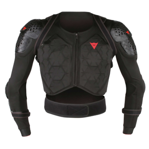 Dainese Rhyolite armoform Manis Safety Jacket, downhill, diversión, BMX, cross