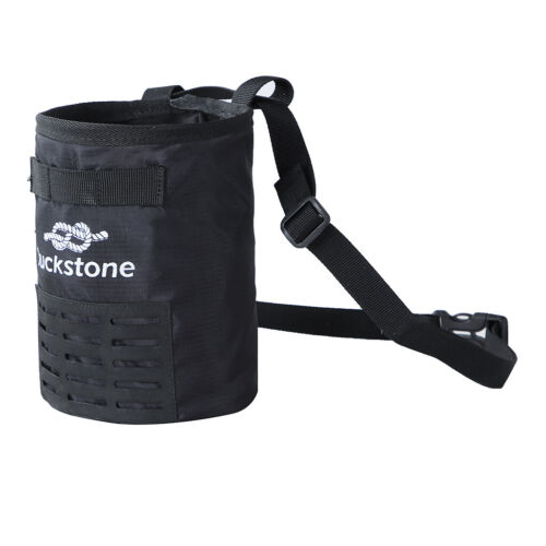 Rock Climbing Chalk Bag Magnesium Powder Pouch Spring Non-slip Waist Bag