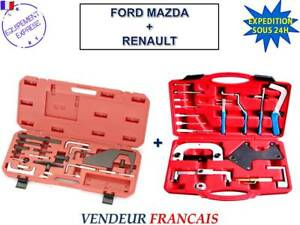 coffret de piges calage distribution ford mazda renault. Black Bedroom Furniture Sets. Home Design Ideas