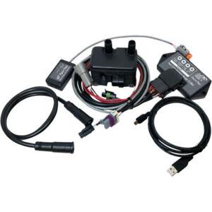 daytona tc88a ignition module 12 pin wire harness coil kit harley 04-06  twin cam   ebay  ebay