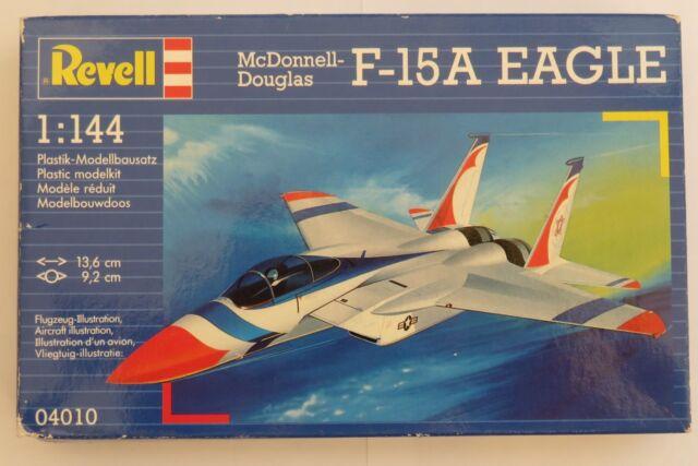 F-15E STRIKE EAGLE /& bombs 1:144 Revell Model Kit