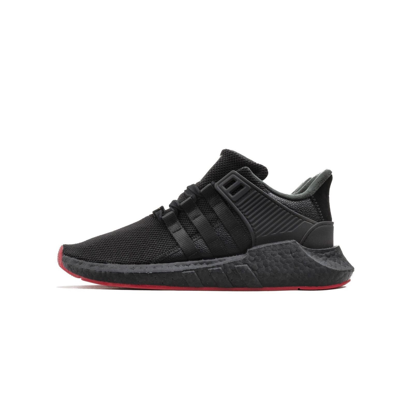 Mens Adidas EQT Equipment Support 93/17 Red Carpet Black CQ2394