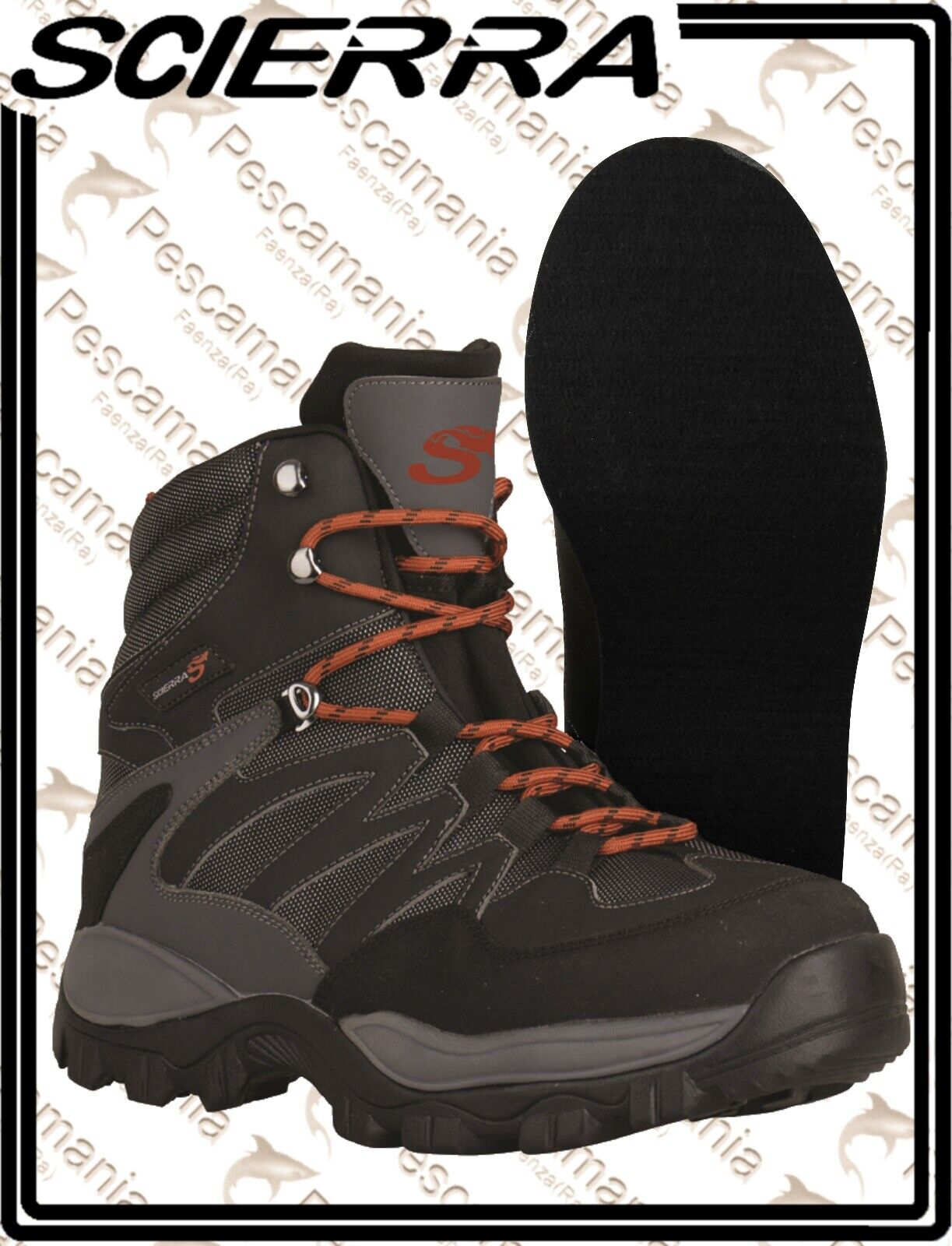 Boot by Wader Scierra X-Force Wading shoes W  Felt Sunglasses