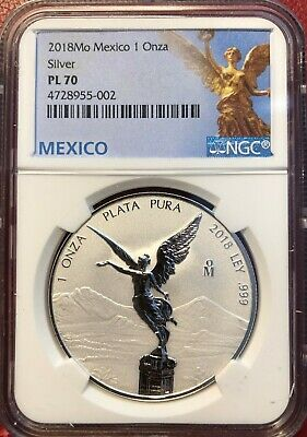 2019 1oz, Silver Libertad Reverse Pf *Key 1oz Coin of 2019*NGC RP70 SALE