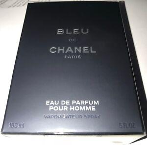 Bleu De Chanel Eau De Parfum Paris Pour Homme 150ml Bottle New