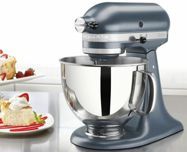 kitchenaid ksm150apsbs 325w architect series stand mixer ebay. Black Bedroom Furniture Sets. Home Design Ideas