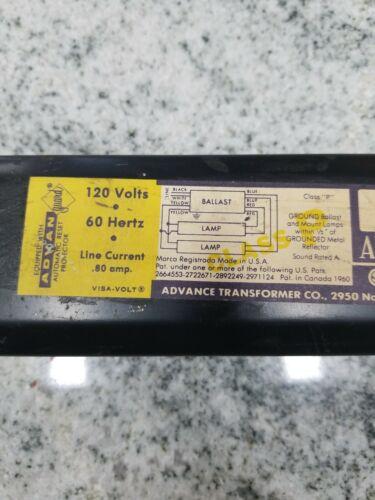 Advance  RQM-2S40-3-TP Ballast.