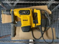 Used Dewalt D25481 Rotary Combination Hammer Drill 1 916 105a Quc010845