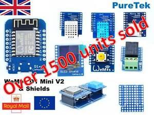 Ultimo-ESP8266-wemos-D1-Mini-V3-V2-Pro-Lite-ESP32-clones-y-escudos