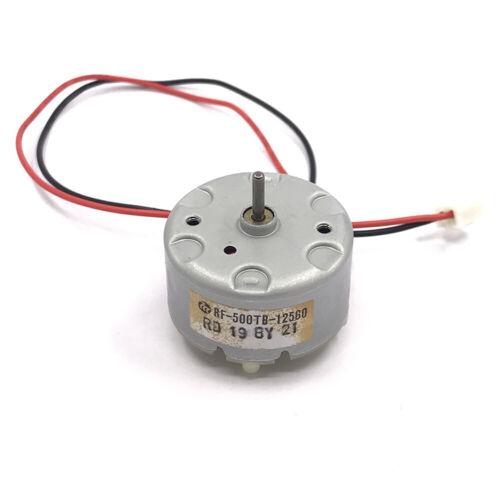 MABUCHI RF-500TB-12560 Micro Round 32mm DC Motor 6V-12V Bell Fragrance Machine