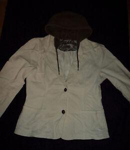 ebay damen sommer weiß jacken