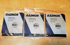 Radnor 4 12 X 5 14 Shade 12 Heat Treated Glass Filter Plate Welding Helmet