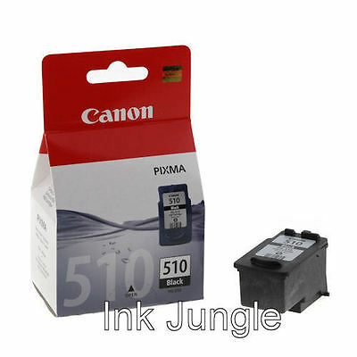 Original Genuine Canon PG510 Black Ink Cartridge For Pixma MP230 Printers