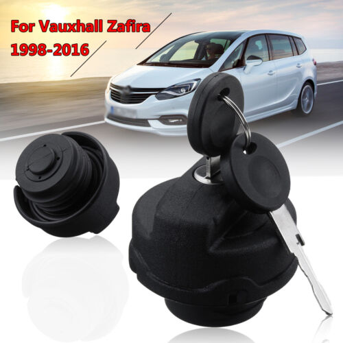 Locking  Fuel Tank Cap Keys For Vauxhall Zafira MK1 MK2 MK3    @