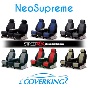 Marvelous Details About Coverking Neosupreme Custom Seat Covers For Pontiac Fiero Pabps2019 Chair Design Images Pabps2019Com