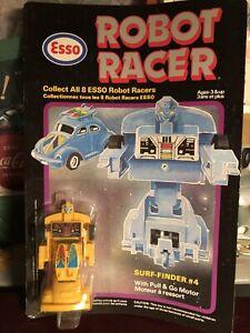 Robot Racer Esso Gas Station Canadian Exclusive Transformer Gobot surf-finder #4