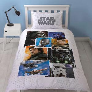 Star-Wars-Rogue-One-Battle-Disney-Bettwaesche-Bettbezug-Kinder-135-x-200-cm-neu