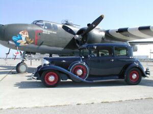 Mopar 1931 Chrysler Victoria (Vicki ) Coupe
