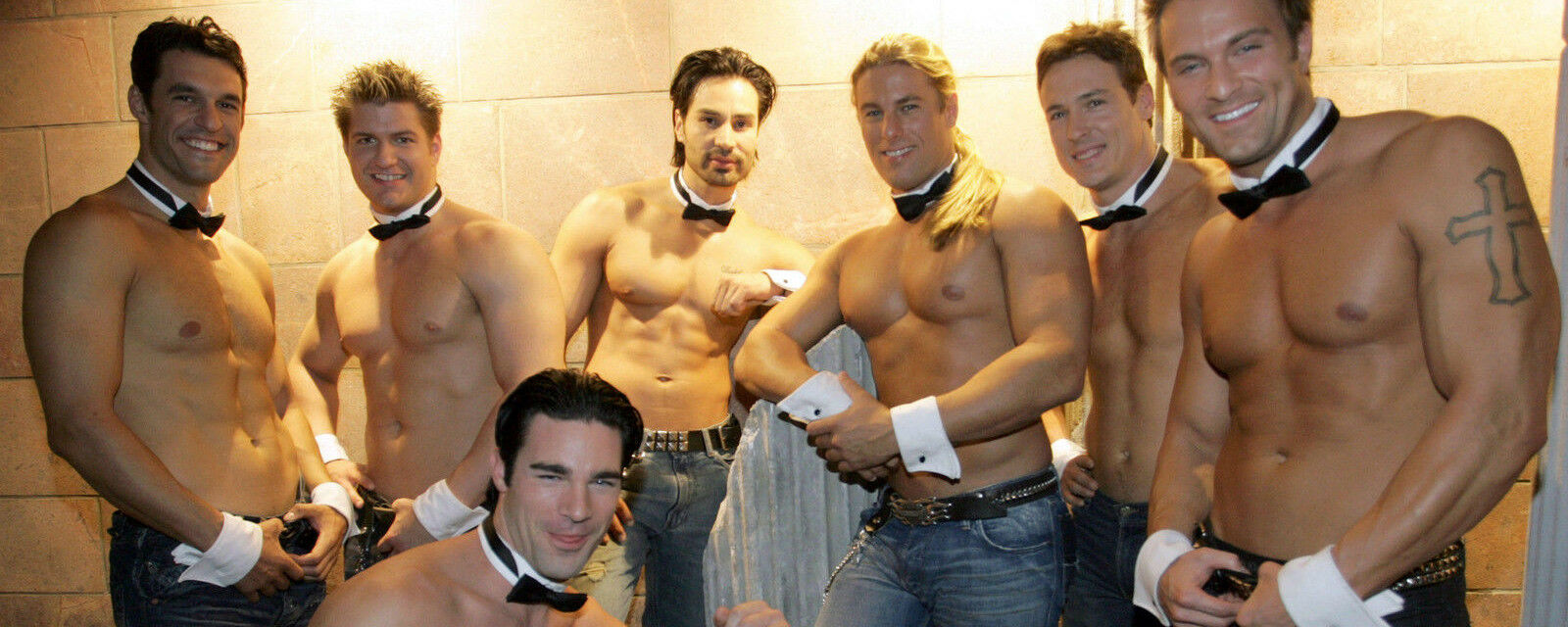PARKING PASSES ONLY Chippendales Tour