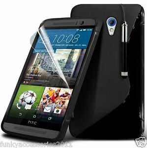 Quality-Slim-Sports-Wave-Gel-Shock-Protection-Phone-Case-HTC-One-M9s-M9