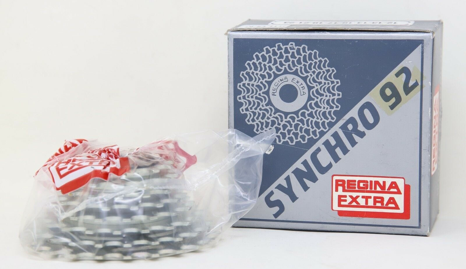 NOS REGINA EXTRA SYNCHRO 92 FREEWHEEL 8S 8 SPEED TEETH 12 23 NIB