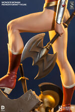 SIDESHOW DC COMICS WONDER WOMAN PREMIUM FORMAT FIGURE STATUE EXCLUSIVE ~NEW~