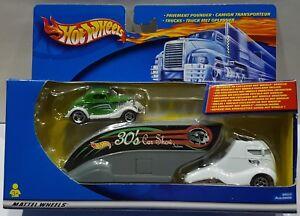 Hot-Wheels-2000-truckset-Pavement-trozos-Truck-Car-89313