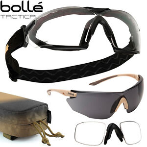da90f2998c9719 Image is loading Combat-Kit-lunettes-solaires-balistiques-Bolle-Tactical -armee-